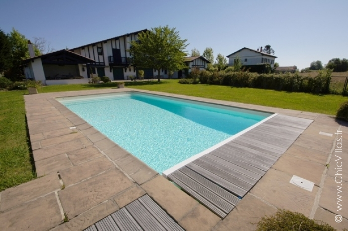 Les Hauts de Biarritz - Luxury villa rental - Aquitaine and Basque Country - ChicVillas - 23