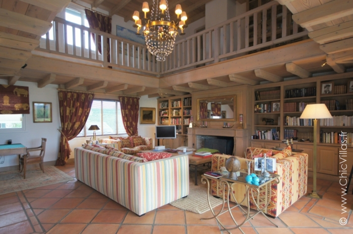 Les Hauts de Biarritz - Luxury villa rental - Aquitaine and Basque Country - ChicVillas - 5