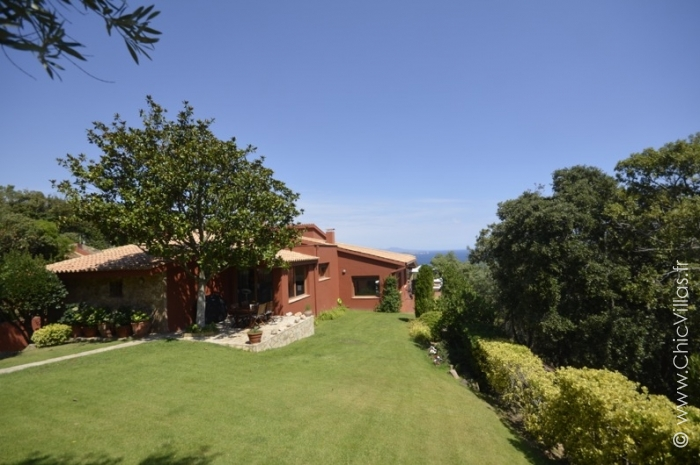 Les Hauts de Sa Riera - Luxury villa rental - Catalonia (Sp.) - ChicVillas - 21