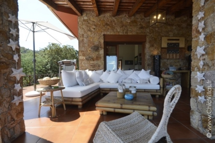 Les Hauts de Sa Riera - Luxury villa rental - Catalonia (Sp.) - ChicVillas - 5