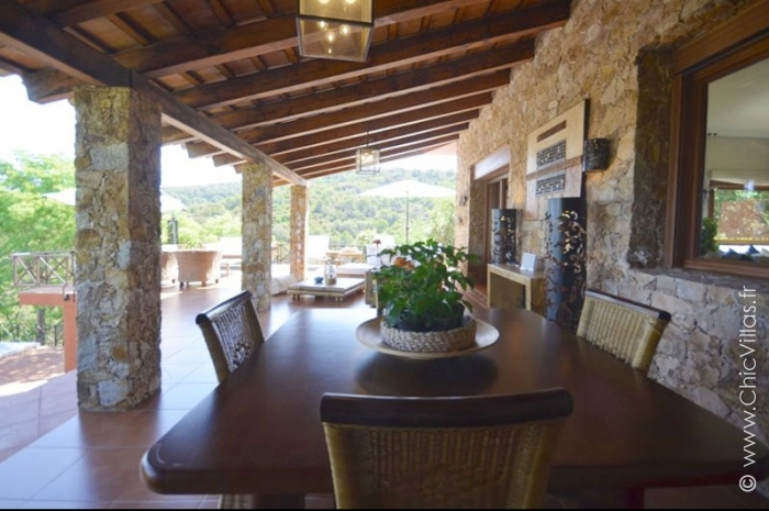 Les Hauts de Sa Riera - Luxury villa rental - Catalonia (Sp.) - ChicVillas - 8
