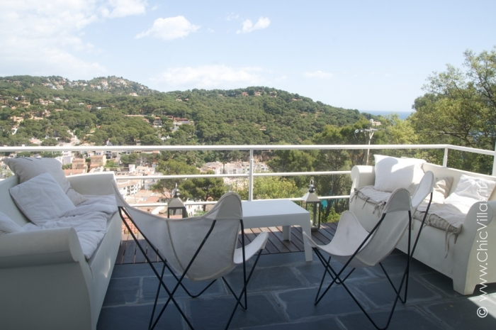 Les Terrasses de Costa Brava - Luxury villa rental - Catalonia (Sp.) - ChicVillas - 15