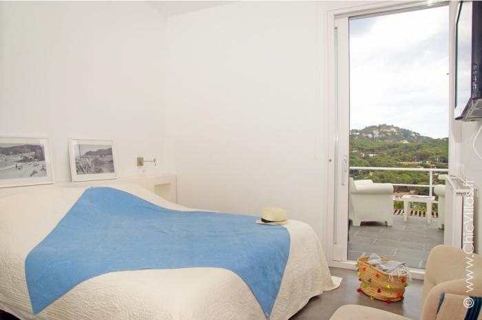 Les Terrasses de Costa Brava - Luxury villa rental - Catalonia (Sp.) - ChicVillas - 17