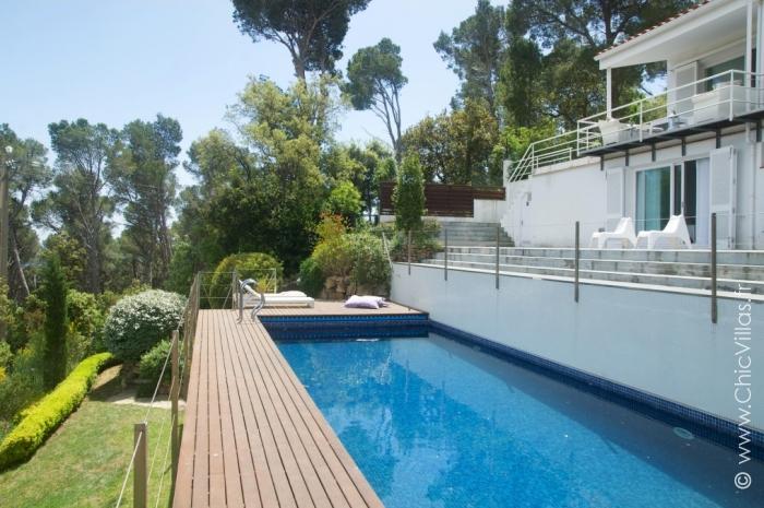 Les Terrasses de Costa Brava - Luxury villa rental - Catalonia (Sp.) - ChicVillas - 2