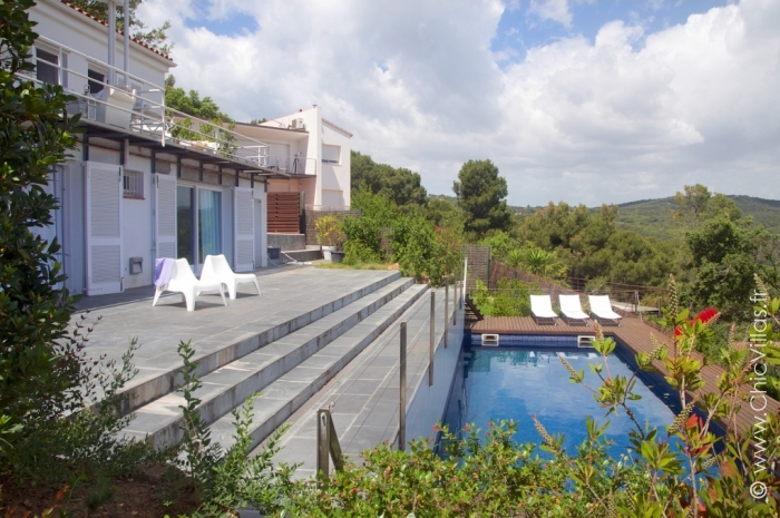 Les Terrasses de Costa Brava - Luxury villa rental - Catalonia (Sp.) - ChicVillas - 20
