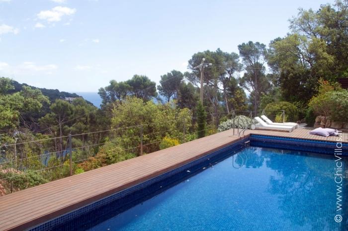 Les Terrasses de Costa Brava - Luxury villa rental - Catalonia (Sp.) - ChicVillas - 7