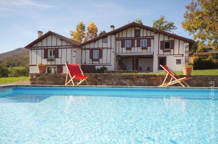 Les Trois Basques - Location villa de luxe - Aquitaine / Pays Basque - ChicVillas - 1