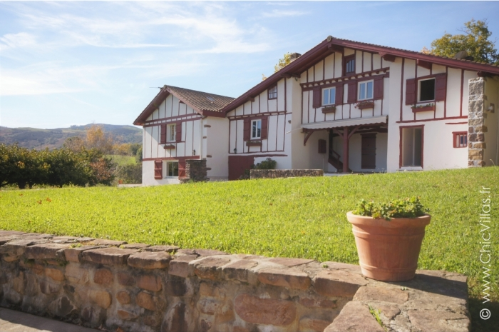 Les Trois Basques - Location villa de luxe - Aquitaine / Pays Basque - ChicVillas - 12