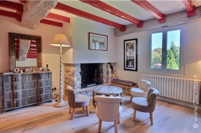 Les Trois Basques - Location villa de luxe - Aquitaine / Pays Basque - ChicVillas - 13