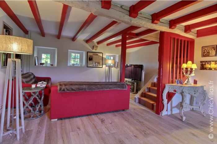 Les Trois Basques - Location villa de luxe - Aquitaine / Pays Basque - ChicVillas - 14