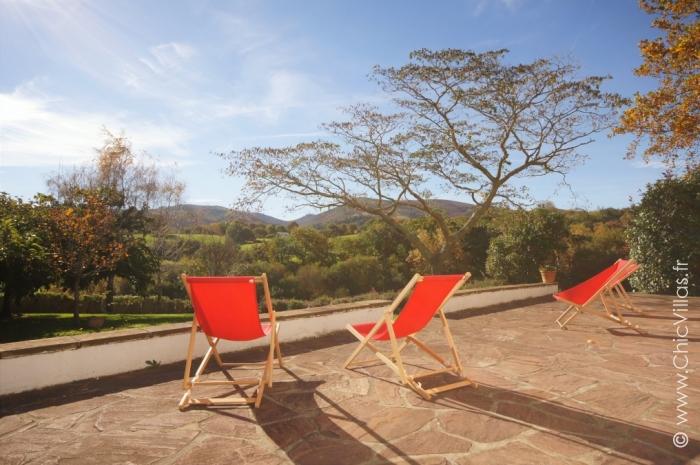 Les Trois Basques - Location villa de luxe - Aquitaine / Pays Basque - ChicVillas - 17