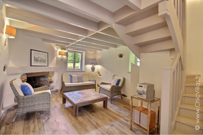 Les Trois Basques - Location villa de luxe - Aquitaine / Pays Basque - ChicVillas - 18