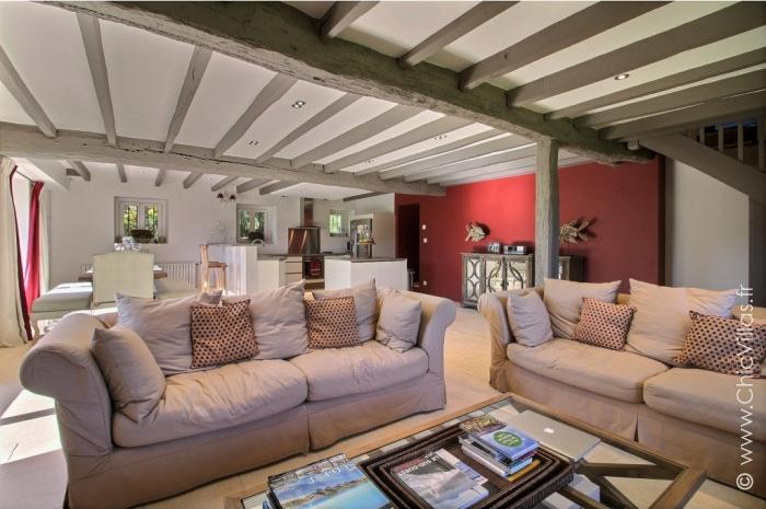 Les Trois Basques - Location villa de luxe - Aquitaine / Pays Basque - ChicVillas - 2