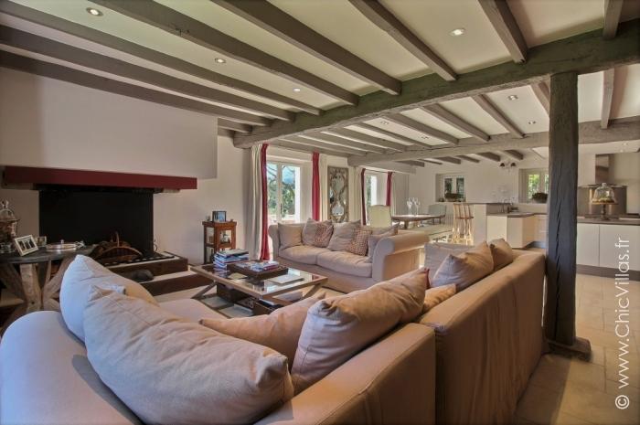 Les Trois Basques - Location villa de luxe - Aquitaine / Pays Basque - ChicVillas - 3