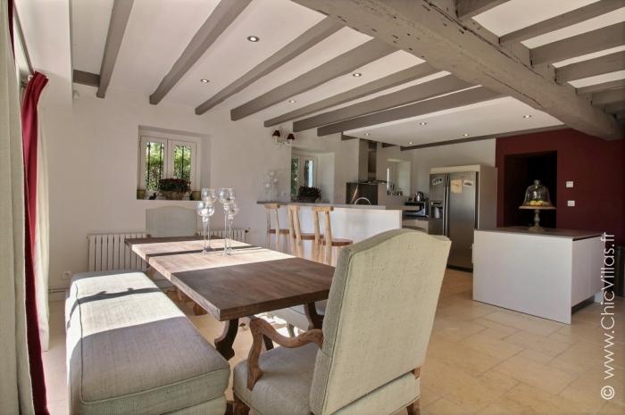 Les Trois Basques - Location villa de luxe - Aquitaine / Pays Basque - ChicVillas - 5