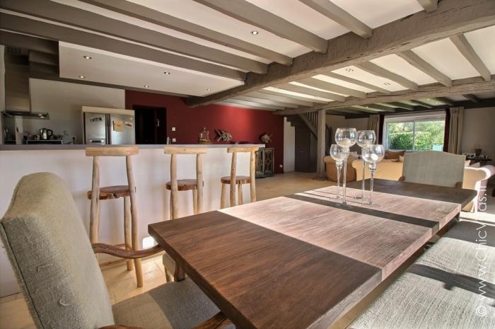 Les Trois Basques - Location villa de luxe - Aquitaine / Pays Basque - ChicVillas - 8