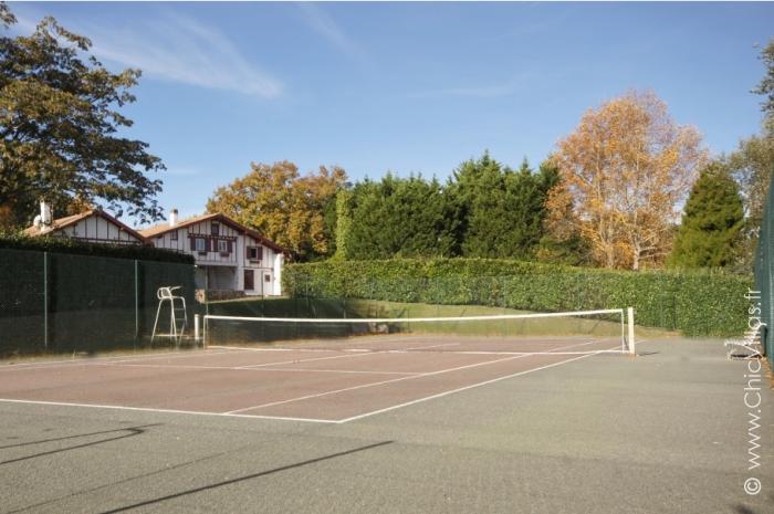 Les Trois Basques - Location villa de luxe - Aquitaine / Pays Basque - ChicVillas - 9