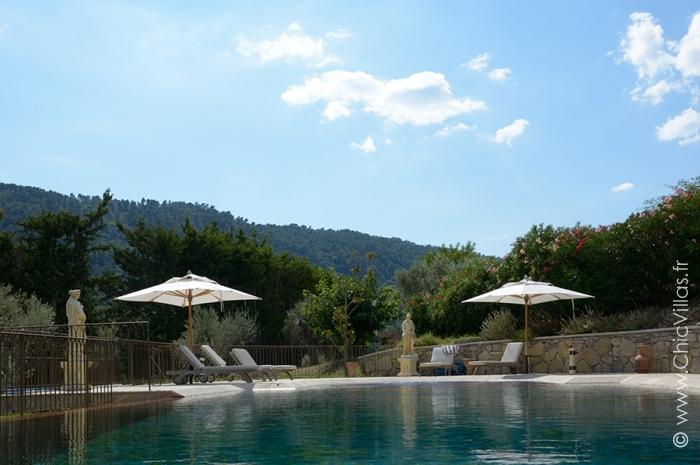Location villa de luxe en Provence au c½ur de la nature