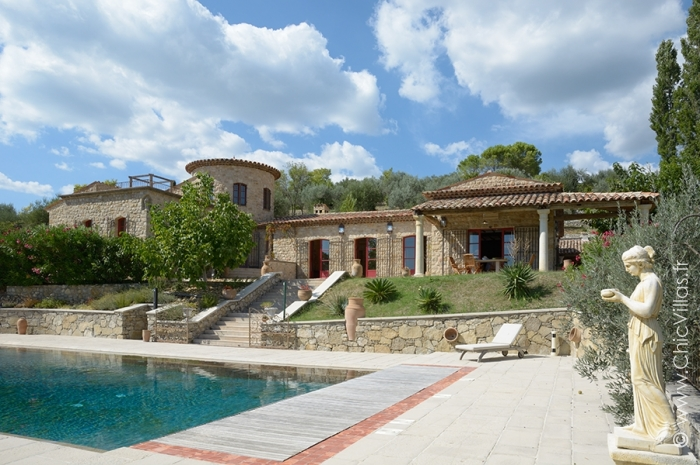 Reve de Provence - Luxury villa rental - Provence and the Cote d Azur - ChicVillas - 27