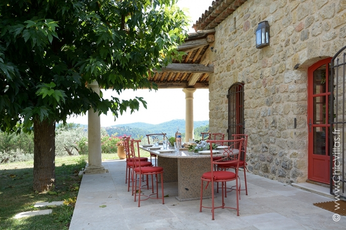 Reve de Provence - Luxury villa rental - Provence and the Cote d Azur - ChicVillas - 8