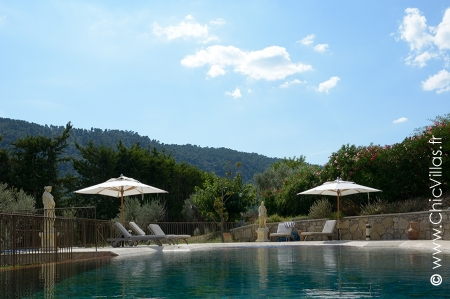 Luxury villa south of France with pool : Reve de Provence