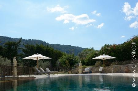 Reve de Provence - Location de Villas de Luxe avec Piscine en Provence / Cote d Azur | ChicVillas