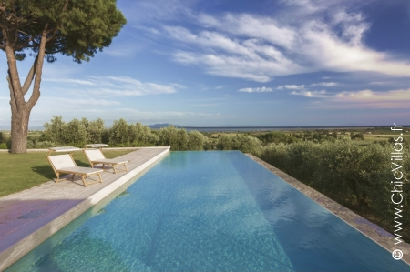 Les Iles de Maremma - Location de Villas de Luxe d'Exception en Toscane (Ita.) | ChicVillas
