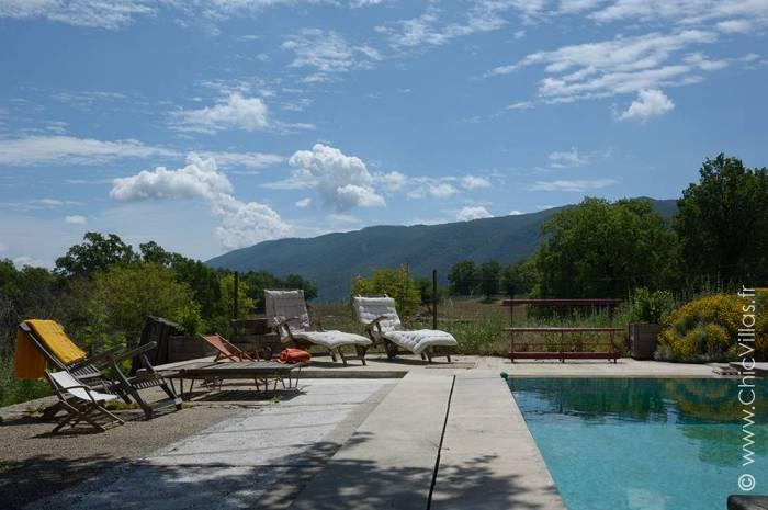 Luberon Nature - Location villa de luxe - Provence / Cote d Azur / Mediterran. - ChicVillas - 1