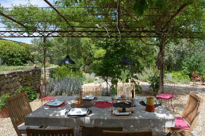 Luberon Nature - Location villa de luxe - Provence / Cote d Azur / Mediterran. - ChicVillas - 10