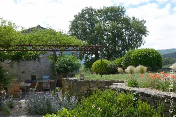 Luberon Nature - Location villa de luxe - Provence / Cote d Azur / Mediterran. - ChicVillas - 12