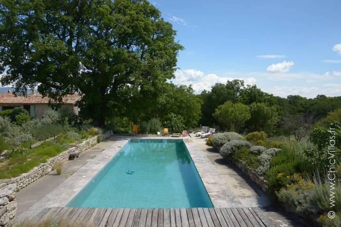 Luberon Nature - Location villa de luxe - Provence / Cote d Azur / Mediterran. - ChicVillas - 13