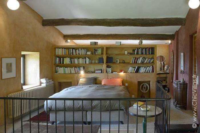 Luberon Nature - Location villa de luxe - Provence / Cote d Azur / Mediterran. - ChicVillas - 15