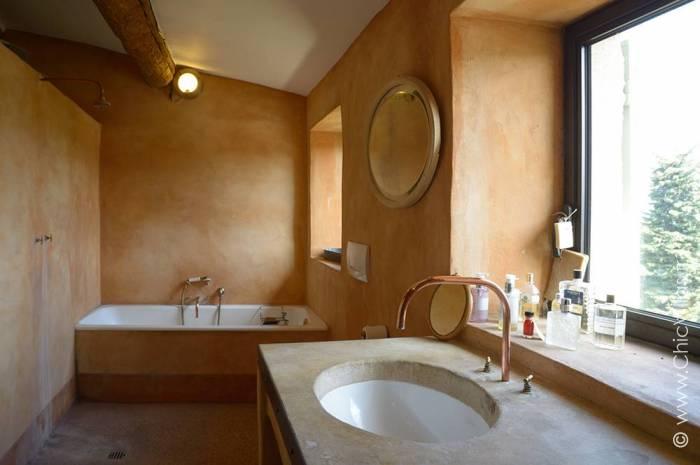 Luberon Nature - Location villa de luxe - Provence / Cote d Azur / Mediterran. - ChicVillas - 16