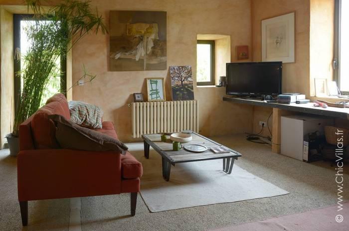 Luberon Nature - Location villa de luxe - Provence / Cote d Azur / Mediterran. - ChicVillas - 17