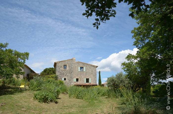 Luberon Nature - Location villa de luxe - Provence / Cote d Azur / Mediterran. - ChicVillas - 2