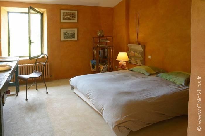 Luberon Nature - Location villa de luxe - Provence / Cote d Azur / Mediterran. - ChicVillas - 21