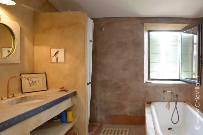 Luberon Nature - Location villa de luxe - Provence / Cote d Azur / Mediterran. - ChicVillas - 23