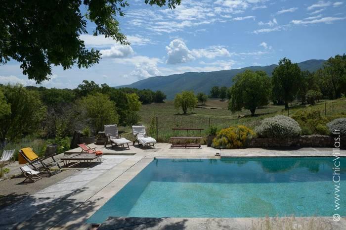 Luberon Nature - Location villa de luxe - Provence / Cote d Azur / Mediterran. - ChicVillas - 24