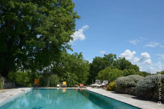 Luberon Nature - Luxury villa rental - Provence and the Cote d Azur - ChicVillas - 25
