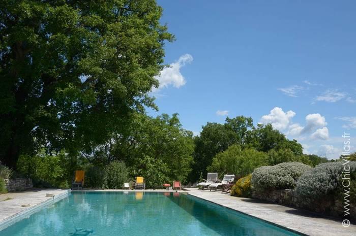 Luberon Nature - Location villa de luxe - Provence / Cote d Azur / Mediterran. - ChicVillas - 25