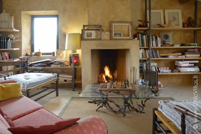 Luberon Nature - Location villa de luxe - Provence / Cote d Azur / Mediterran. - ChicVillas - 26
