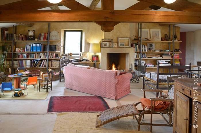 Luberon Nature - Location villa de luxe - Provence / Cote d Azur / Mediterran. - ChicVillas - 27
