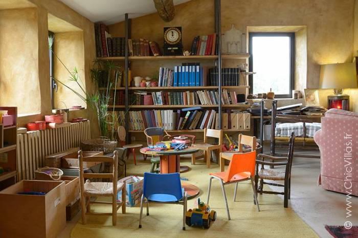 Luberon Nature - Location villa de luxe - Provence / Cote d Azur / Mediterran. - ChicVillas - 28