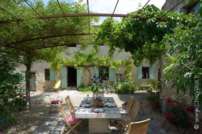 Luberon Nature - Location villa de luxe - Provence / Cote d Azur / Mediterran. - ChicVillas - 3