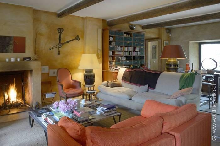 Luberon Nature - Location villa de luxe - Provence / Cote d Azur / Mediterran. - ChicVillas - 4