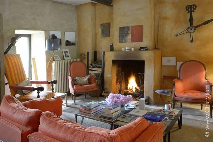 Luberon Nature - Location villa de luxe - Provence / Cote d Azur / Mediterran. - ChicVillas - 5