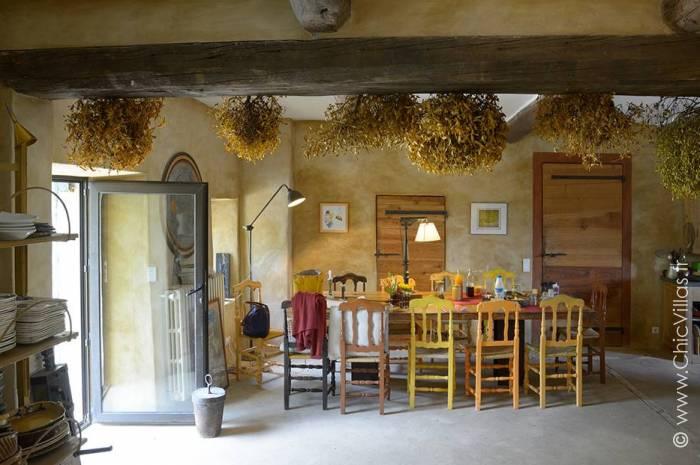 Luberon Nature - Location villa de luxe - Provence / Cote d Azur / Mediterran. - ChicVillas - 7