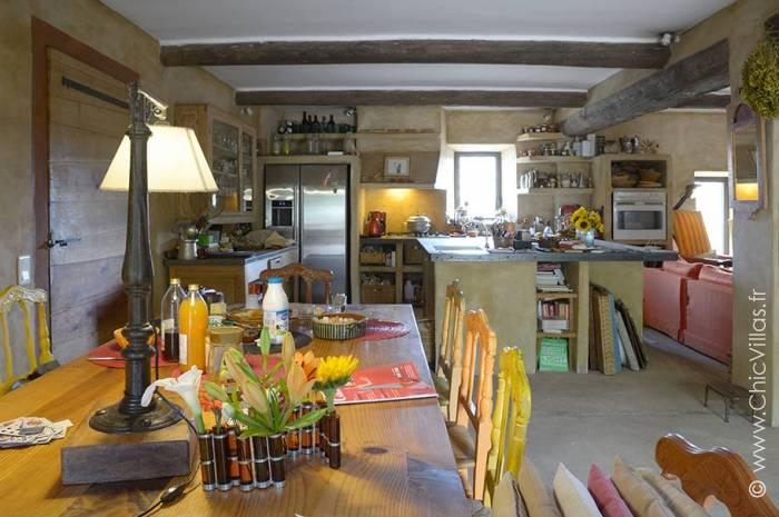 Luberon Nature - Location villa de luxe - Provence / Cote d Azur / Mediterran. - ChicVillas - 8
