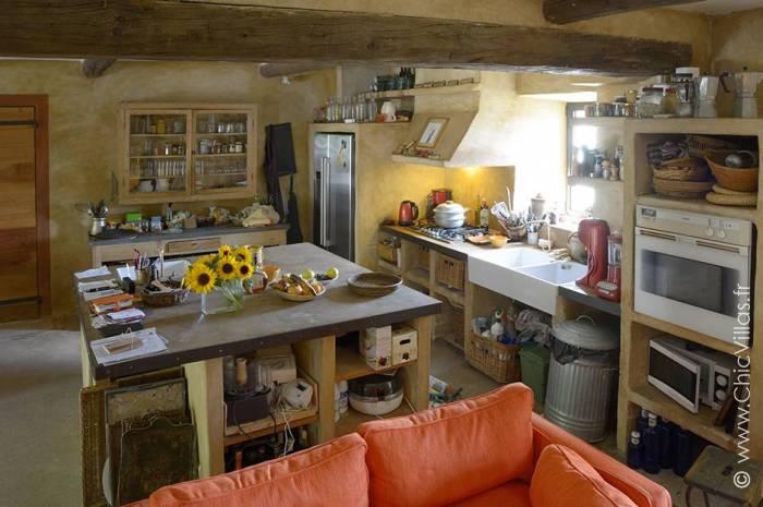 Luberon Nature - Location villa de luxe - Provence / Cote d Azur / Mediterran. - ChicVillas - 9