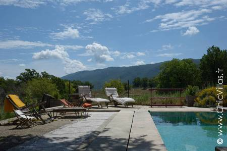 Countryside rental villa: Luberon Nature